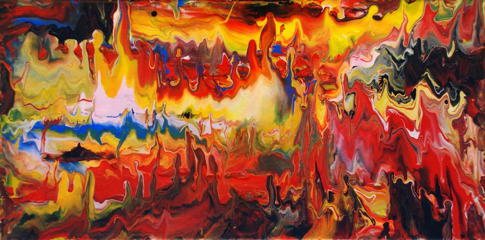 Fluid Painting 1