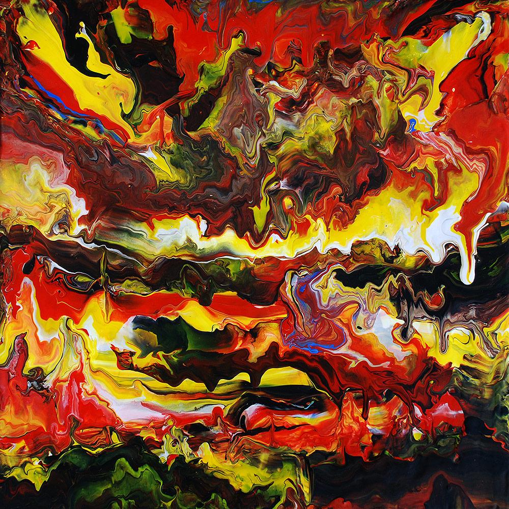 Fluid Painting 10