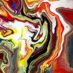 Fluid Painting 21