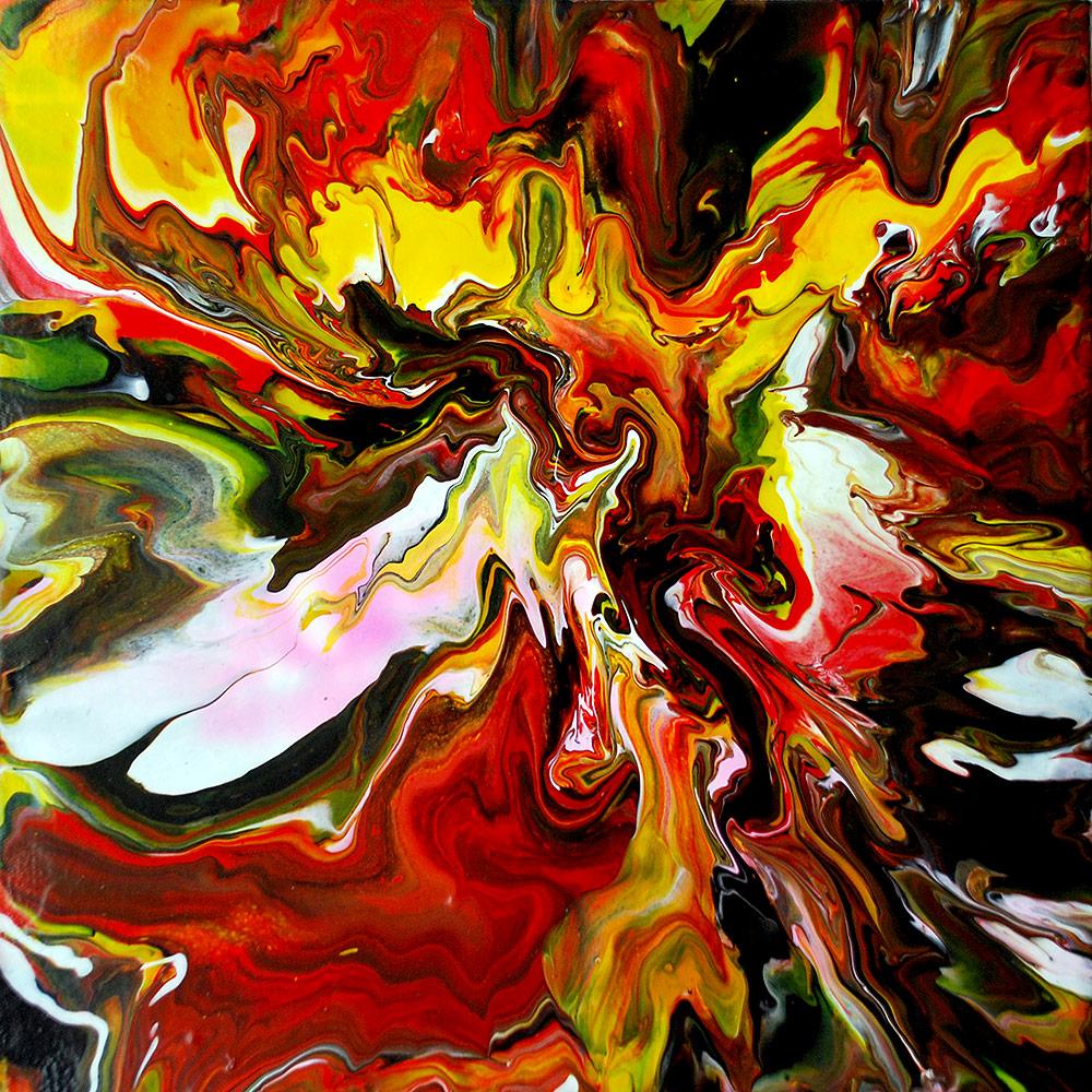 Fluid Painting 6