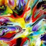 Fluid Painting 108