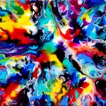 Fluid Painting 115