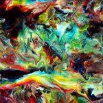 Fluid Painting 74