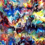 Fluid Painting 75