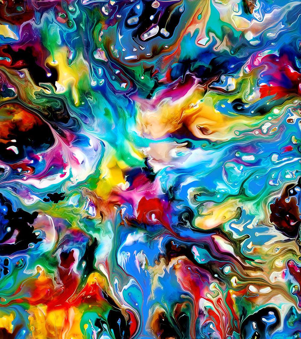 Fluid Painting 77