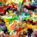 Fluid Painting 93