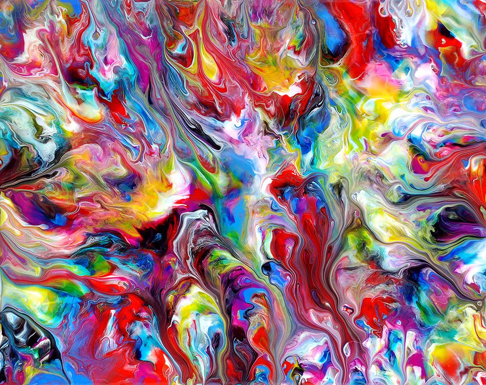 Fluid Painting 99