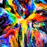 Fluid Painting 121