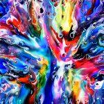 Fluid Painting 123